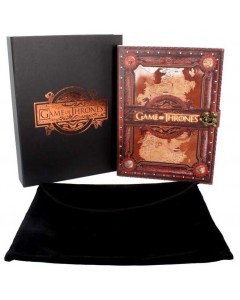 Game of Thrones - Cahier journal Seven Kingdoms 26 x 19,5 cm