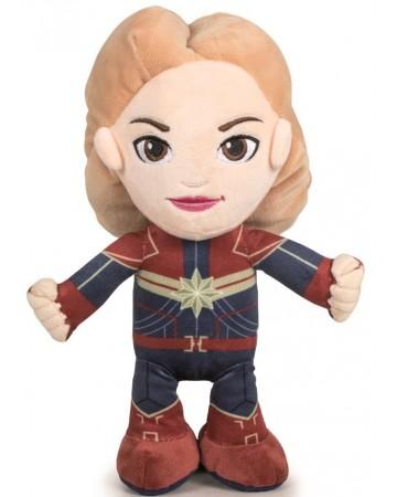 Marvel - Peluche Captain Marvel 30 cm