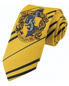 Harry Potter - cravate enfant Hufflepuff