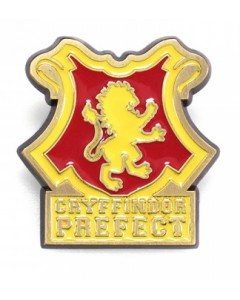 Harry Potter - Pins émaillé Prefect : Gryffindor
