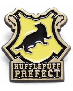 Harry Potter - Pins émaillé Prefect : Hufflepuff