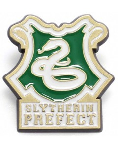 Harry Potter - Pins émaillé Prefect : Slytherin