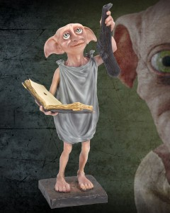 Harry Potter - Statue Sculpture Dobby