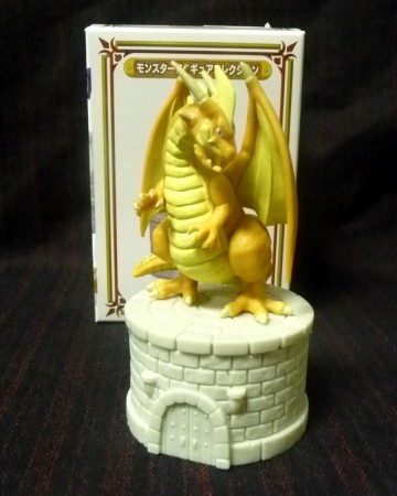Dragon Quest - Monster figure Collection - Great Dragon