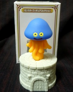 Dragon Quest - Monster figure Collection - Healslime (Slime)
