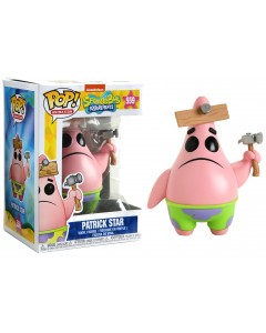 SpongeBob SquarePants - Pop! - Patrick with Board