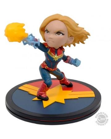 Marvel - Q-Fig - Figurine Captain Marvel 9 cm
