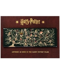 Harry Potter - Aimant Black Family Tapestry