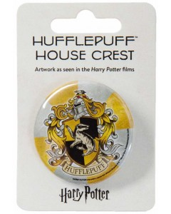 Harry Potter - Grand badge Hufflepuff
