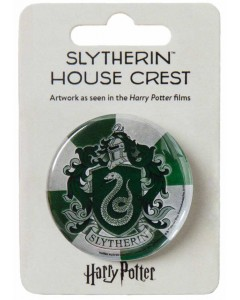 Harry Potter - Grand badge Slytherin