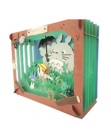 Mon Voisin Totoro - Paper Theater Dans les Prés