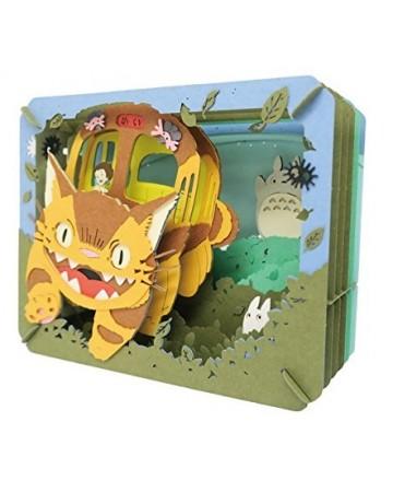 Mon Voisin Totoro - Paper Theater Chatbus