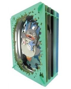 Mon Voisin Totoro - Paper Theater Under The Moon