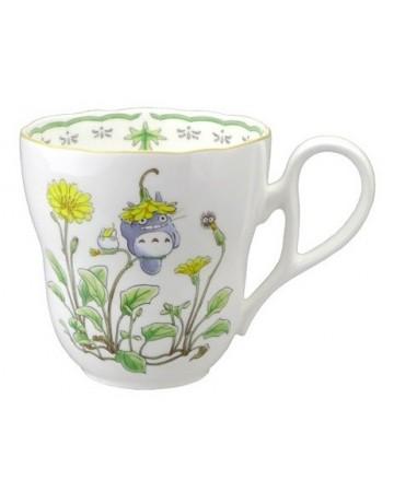 Mon voisin Totoro - Tasse porcelaine Fleur