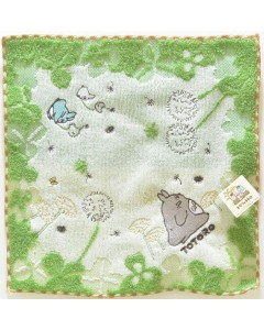 Mon voisin Totoro - Serviette 25 x 25 Young Leaves