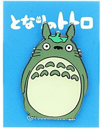 Mon Voisin Totoro - Pins Totoro Feuille de lotus