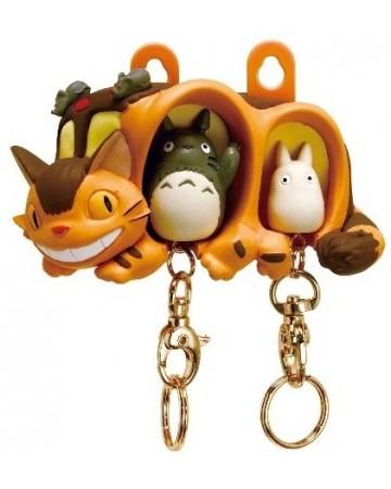 Mon Voisin Totoro - Range porte-clé Chatbus