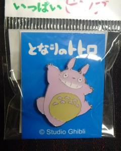 Mon Voisin Totoro - Pins Totoro Danse