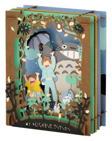 Mon Voisin Totoro - Paper Theater Danse Dondoko