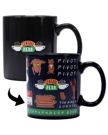 Friends - Mug thermo-réactif Quotes