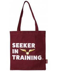 Harry Potter - Sac shopping Quidditch : Seeker in Training