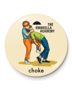 The Umbrella Academy - Badge Choke