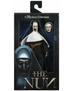 The Conjuring - Figurine Retro Clothed The Nun