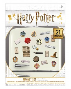 Harry Potter - Set 21 aimants