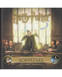 Harry Potter : Sortilèges : Le carnet magique