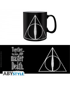 Harry Potter - Mug 460 ml Deathly Hallows