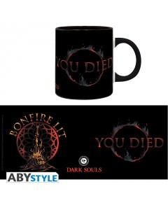 Dark Souls - Mug 320 ml You Died
