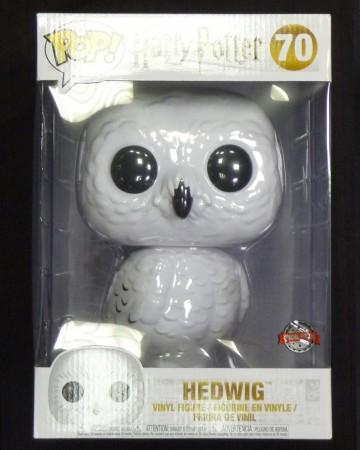 """Harry Potter - Pop! - Hedwige 10"""" (25 cm) exclusive"""