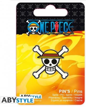 One Piece - Pins Jolly Roger Skull