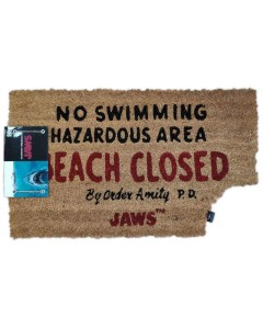Jaws - Paillasson Beach Closed