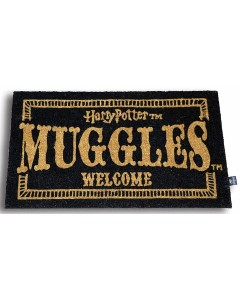 Harry Potter - Paillasson Muggles Welcome