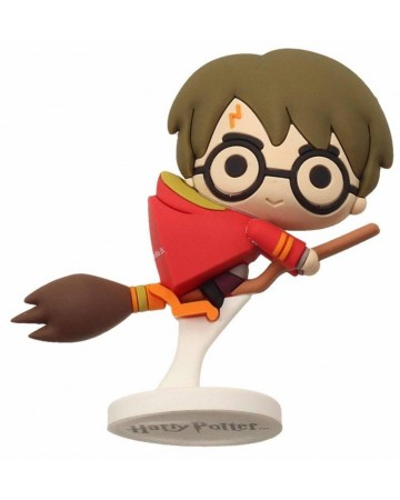 Harry Potter - Mini figurine Pokis 6 cm - Harry Quidditch