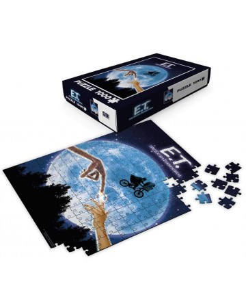 E.T. l'Extra-terrestre - Puzzle 1000 pièces