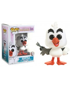 Disney - Pop! The Little Mermaid - Scuttle with Fork
