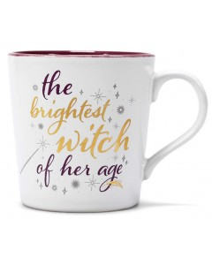 Harry Potter - Mug Hermione : The Brightest Witch