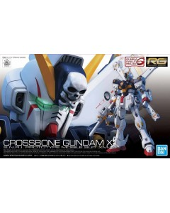 Gundam - RG 1/144 Crossbone Gundam X1