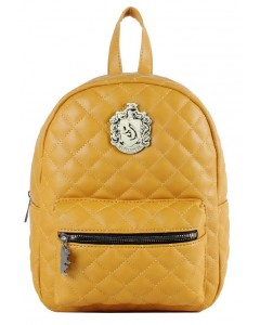 Harry Potter - Sac à dos quilted Hufflepuff