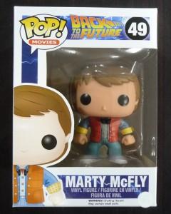 Retour vers le Futur - Pop! Movies - Marty McFly