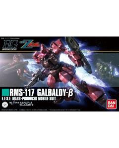 Gundam - HGUC 1/144 RMS-117 Galbaldy Beta