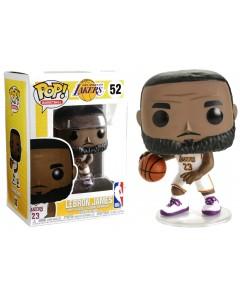 NBA - Pop! Basketball - Lakers Uniform LeBron James (n°52)