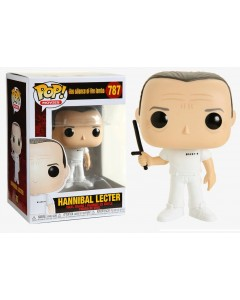 The Silence of the Lambs - Pop! - Hannibal Lecter Prison Outfit n°787