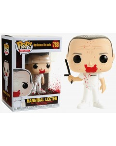 The Silence of the Lambs - Pop! - Hannibal Lecter Bloody n°788