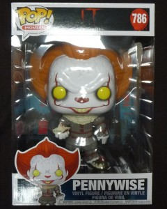 It Chapter 2 - Pop! - Pennywise 10 inch (25 cm)
