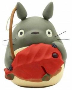 Mon voisin Totoro - Petite statue porte-bonheur