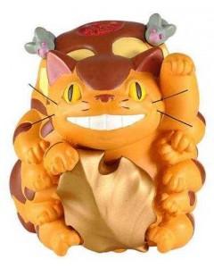 Mon voisin Totoro - Petite statue porte-bonheur Chatbus