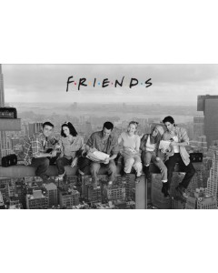 Friends - grand poster Skyscraper (61 x 91,5 cm)